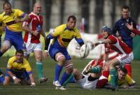 A inceput IRB Nations Cup 2009