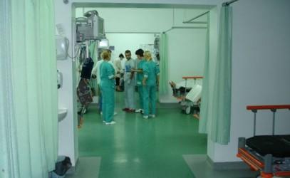 La Spitalul Judeţean, Blocul operator de la Obstetrică-Ginecologie a fost redeschis