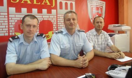 Pompierii din Sălaj, dotaţi cu autospeciale de circa 300.000 de euro