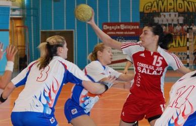 Exclusiv: Dana Băbeanu, din nou la HC Zalău