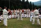 Karateka de la SC Vidalis s-au perfecţionat la Şuncuiuş