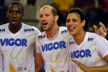 Robinson Dvoranen – brazilianul din lotul campioanei