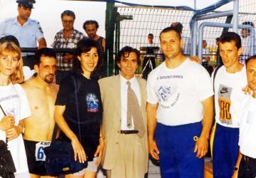 Marcel Doru Ţârle, primul sportiv sălăjean devenit campion naţional la seniori