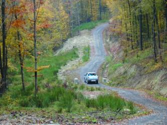 Drumul către fondul forestier al Şimleului va fi modernizat