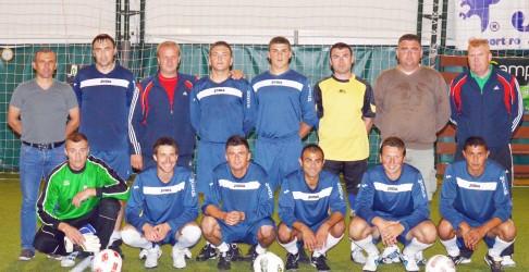 La Campionatul Naţional de minifotbal: Euro Glia Nuşfalău s-a oprit în sferturile de finală