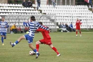 FC Zalau, prima infrangere in amicale