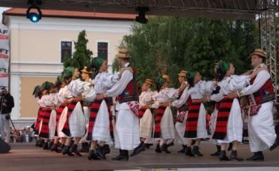 Festivalul Dansului şi Cântecului Codrenesc la Cehu Silvaniei