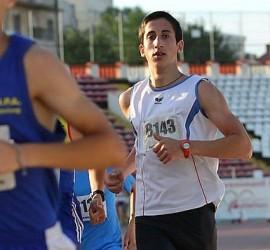 Atletul zălăuan Gal Tamaş, medaliat cu bronz la Naţionale