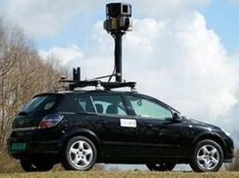 Zalăul, inclus în Google Street View