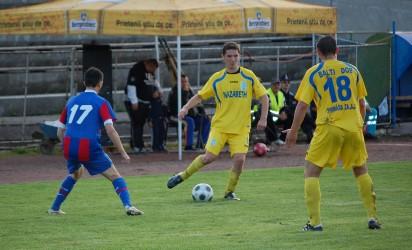 FC Zalău încheie cantonamentul cu un meci amical