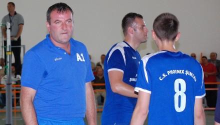 """Mircea Abraham, antrenor Phoenix Şimleu: """"Nu sunt adeptul cantonamentelor"""""""