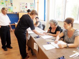 Sălajul, între judeţele cu cei mai puţini votanţi