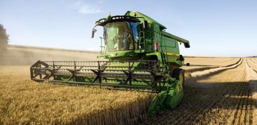 Recolte de grâu şi orz mai bune ca în 2011