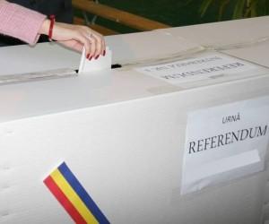 S-au ales preşedinţii secţiilor de votare la referendum