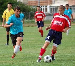 FC Zalău şi Flacăra Halmăşd joacă miercuri în Cupa României