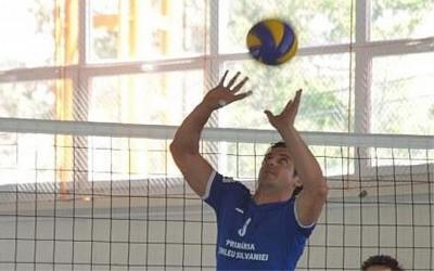 Sergiu Ilieş, în atenţia campioanei Remat Zalău