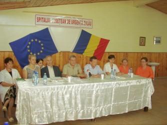 22 de ani de colaborare româno-britanică la Spitalul Judeţean