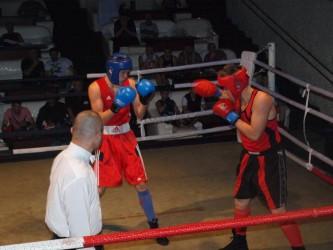 Szabo Robert, prima victorie la Campionatul Naţional de box