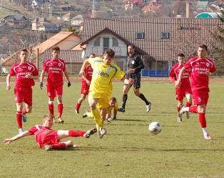 FC Zalău, ploaie de goluri în poarta Jiboului