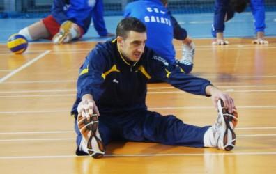 Ovidiu Teuşan, a patra achiziţie a echipei Phoenix Şimleu