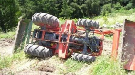 Trei victime într-un grav accident la Ileanda