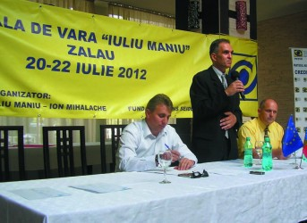 """Participanţi mulţi la Şcoala de Vară """"Iuliu Maniu"""" de la Zalău"""