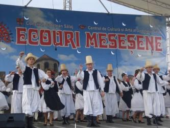 """11 şi 12 august – la Zalău, Festivalul internaţional de folclor """"Ecouri Meseşene"""""""