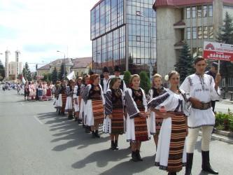 """Eveniment de înaltă ţinută artistică la Zalău-Festivalul folcloric """"Ecouri Meseşene"""""""