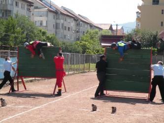 Pompierii sălăjeni, locul al III-lea în concurs