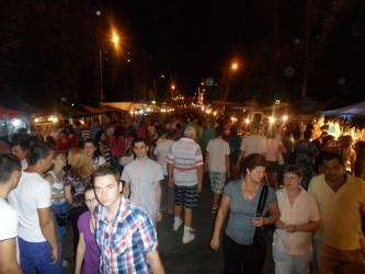 Mii de petrecăreţi la Zilele Zalaului