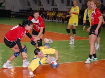 HC Zalău, la Trofeul Maramureşului