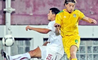 Şimleuanul Antal a marcat pentru FC Vaslui, în Champions League