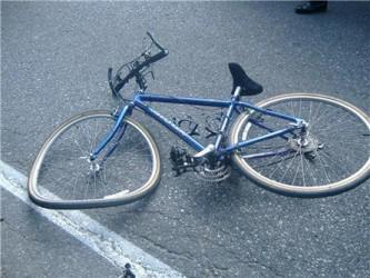 Biciclist accidentat… din cauza alcoolului