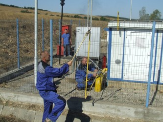 Investiţii de milioane de lei în magistrala de gaz din Crasna