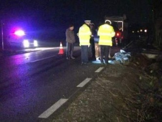 Accident mortal între Popeni și Jibou