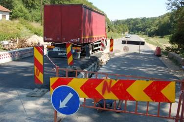 Scepticism faţă de soluţiile problemelor apărute pe drumul Zalău-Răstoci