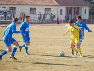 FC Zalău, scor de maidan în faţa Dumbravei Gâlgău