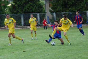 FC Zalău, învinsă de o nou-promovată