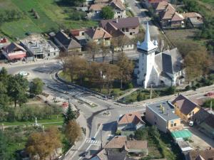 Comuna Crasna, racordată la reţeaua de gaz
