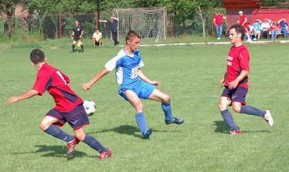 Someşul Odorhei a înregistrat scorul fazei a II-a din Cupa României