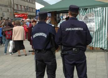 Aproape 200 de jandarmi, de pază la manifestările din weekend