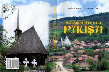 """Satul Păuşa are """"Monografie"""""""