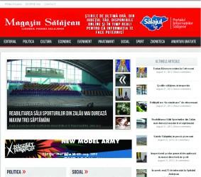 """""""Magazin Sălăjean"""" are peste 25 de milioane de vizualizări online"""