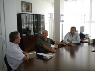 Mircea Pop a preluat oficial conducerea Casei de Pensii Sălaj