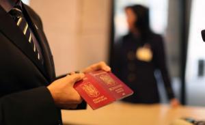 Nu se mai eliberează paşapoarte la Crasna