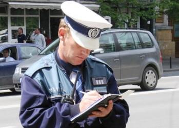 În doar şapte zile, peste 750 de şoferi, amendaţi de poliţiştii rutieri