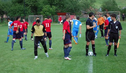 Rapid Jibou, eliminată din Cupa României
