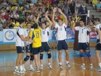 România a învins în trei seturi reprezentativa Ungariei