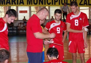 România s-a impus şi în al doilea meci, în faţa Ungariei