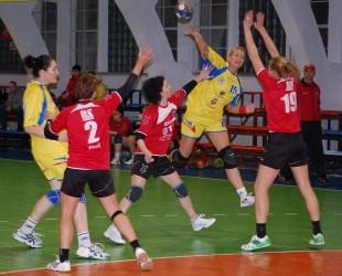 HC Zalău, învinsă la un gol în finala Trofeului Maramureş